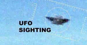 Lost UFO