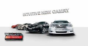 Wangaratta Toyota Camry Intuitive