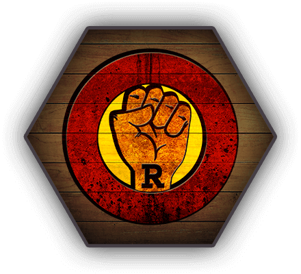 Link-Profiles-Rebellious-Fist-Logo-Board
