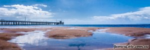 Point Lonsdale Jetty - Landscape Photography by James Cole