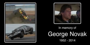In memory of George Novak 1952 - 2014