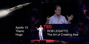 The Art of Creating Awe by Rob Legato