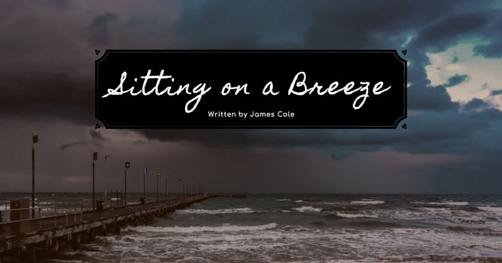 CWOJC - Writing Sitting on a Breeze - Post