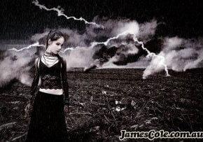 Coda - Post-Apocalyptic Art by James Cole