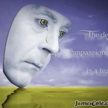 The Dew of Compassion is a Tear